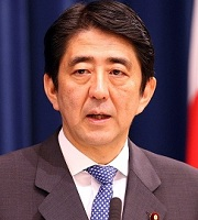 Abe – 'The revival of the Japanese economy will lead to development of the global economy'