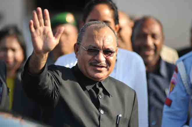 Peter O'Neill promised a new style of leadership, free from corruption. Photo: APEC Creative Commons by 2.0
