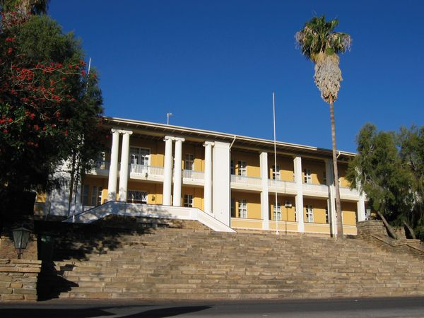 Windhoek Parliament