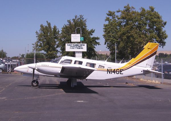 Piper Plane