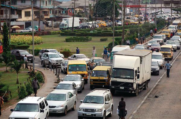 Ojota Lagos Nigeria