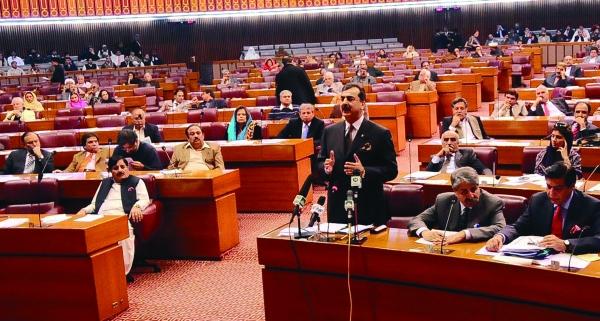 Pakistan parliament shutterstock_67703527